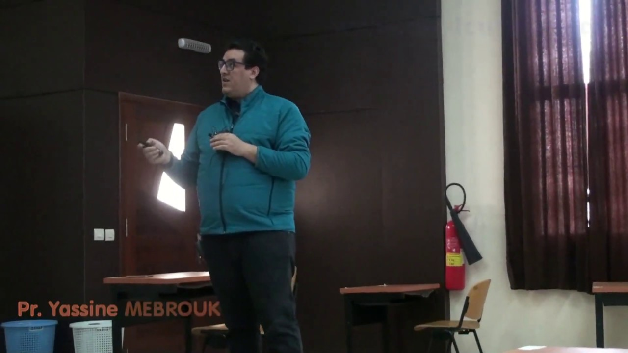 Thrombophlebites cerebrales  – Pr.Yassine MEBROUK